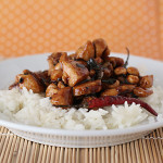 Cookbook of the Month Recipe – Kung Pao Chicken