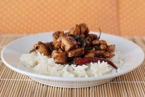 Kung Pao Chicken | www.tasteandtellblog.com
