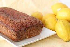 Lemon Loaf Cake | www.tasteandtellblog.com