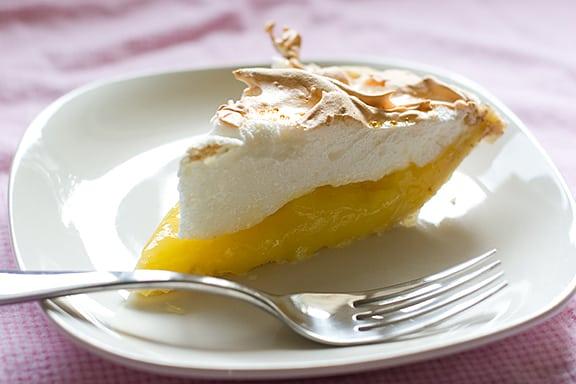 Lemon Meringue Pie | www.tasteandtellblog.com