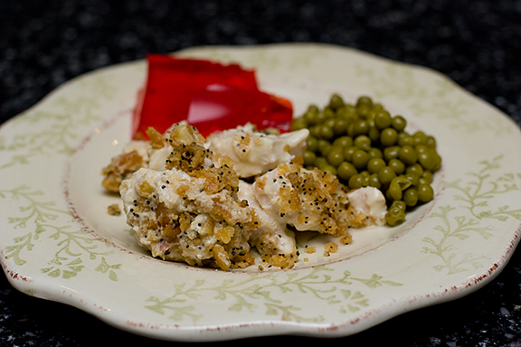 Poppyseed Chicken | www.tasteandtellblog.com