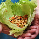 Chicken Soong in Lettuce Wrap | www.tasteandtellblog.com