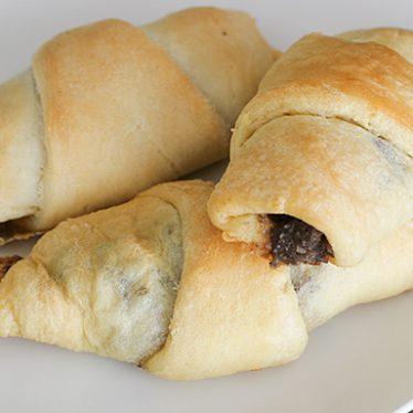 Beef Foldovers | www.tasteandtellblog.com