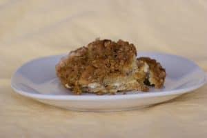 Brinner Cinnamon French Toast Casserole | www.tasteandtellblog.com