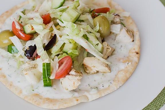 Chicken Souvlaki | www.tasteandtellblog.com