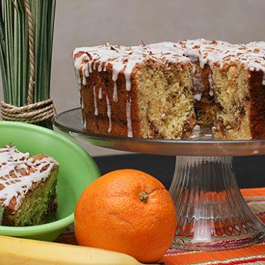 Streusel Spice Cake | www.tasteandtellblog.com