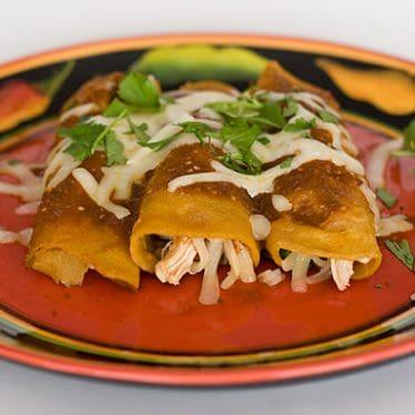 Chicken Enchiladas | www.tasteandtellblog.com