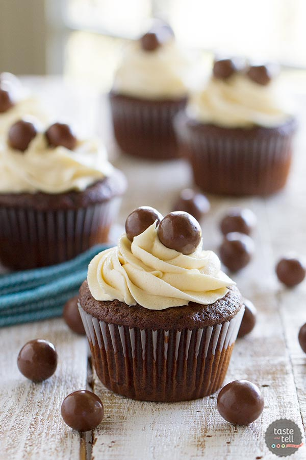 chocolate and cupcakes