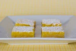 Citrus Bars | www.tasteandtellblog.com