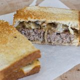 Patty Melt | www.tasteandtellblog.com