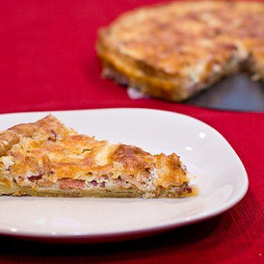 Quiche Lorraine | www.tasteandtellblog.com