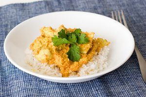 Butter Chicken | www.tasteandtellblog.com