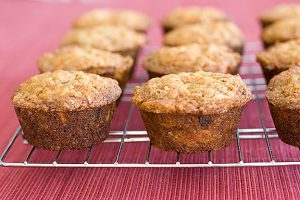 Easy Morning Glory Muffins | www.tasteandtellblog.com