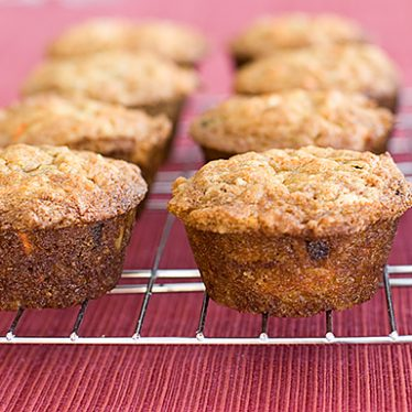 Easy Morning Glory Muffins | www.tasteandtellblog.com
