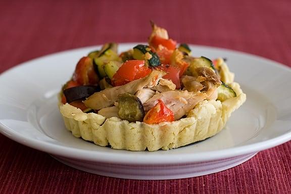 Freeform Chicken Pies | www.tasteandtellblog.com