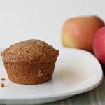 Apple Cinnamon Muffins | www.tasteandtellblog.com