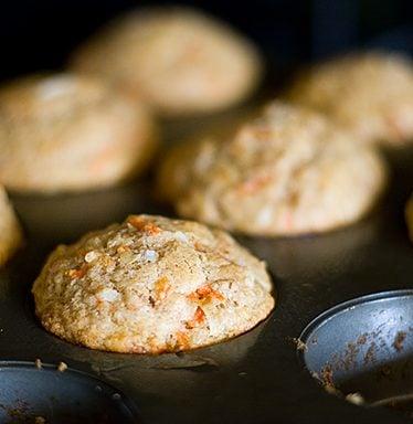 Carrot Spice Muffins | www.tasteandtellblog.com