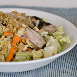 Vietnamese Chicken and Cabbage Salad | www.tasteandtellblog.com