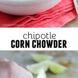 How to Make Chipotle Corn Chowder
