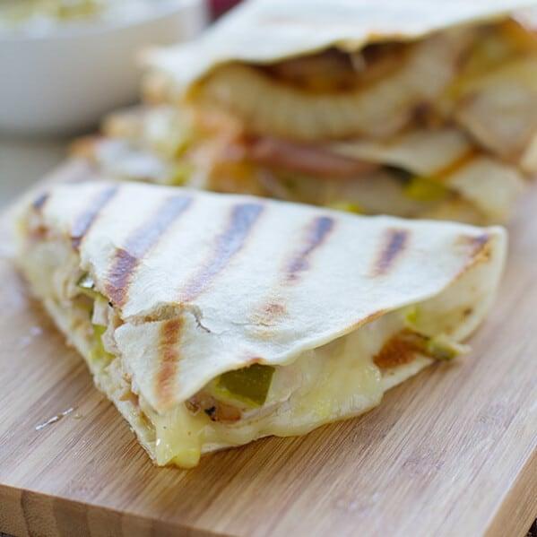 Cuban Quesadilla Recipe