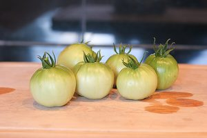 Fried Green Tomatoes | www.tasteandtellblog.com