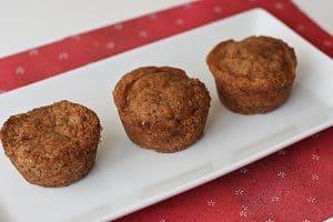 Mango Banana Muffins | www.tasteandtellblog.com