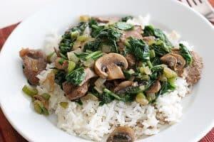 Sukiyaki Beef | www.tasteandtellblog.com