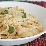 Saturdays with Rachael Ray – Summer Corn Fettuccine