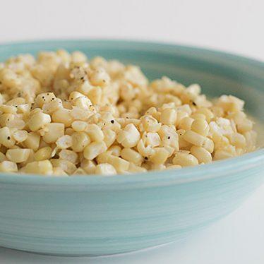Creamed Corn | www.tasteandtellblog.com