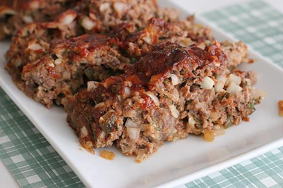Harlem Meat Loaf | www.tasteandtellblog.com