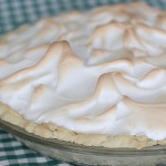 Cookbook of the Month Recipe – Jamaica Lime Pie