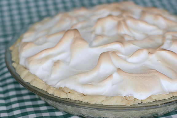 Cookbook of the Month Recipe – Jamaica Lime Pie