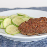 Low-Carb Meatloaf | www.tasteandtellblog.com