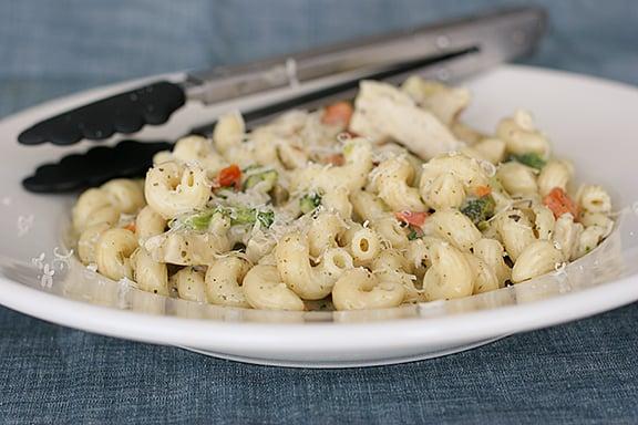 Macaroni Grill Frozen Entree | www.tasteandtellblog.com