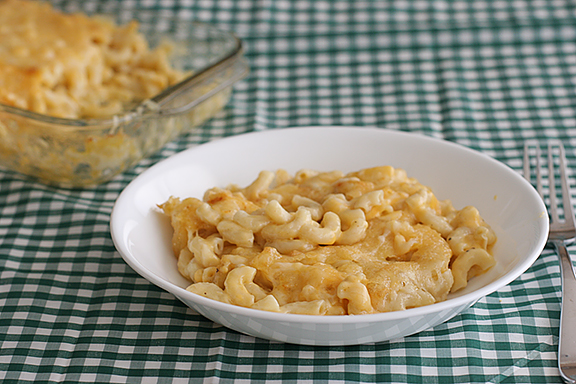 Macaroni and Cheese | www.tasteandtellblog.com