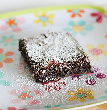 Sadie's Better Brownies | www.tasteandtellblog.com