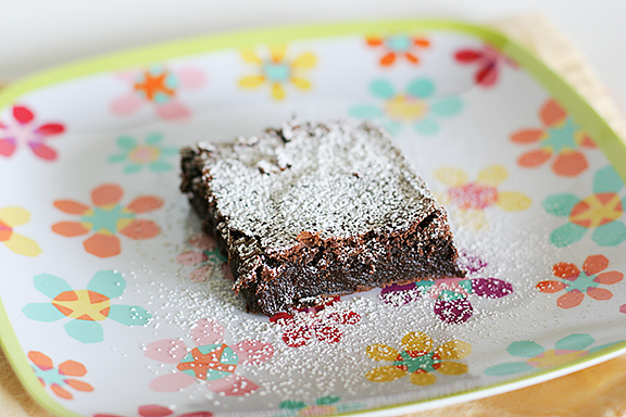 Sadie's Better Brownies