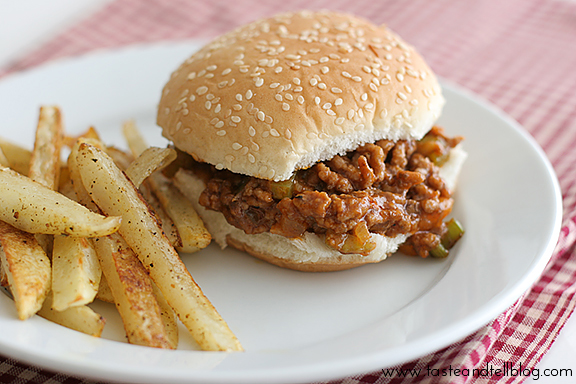 Sloppy Joes | Taste and Tell