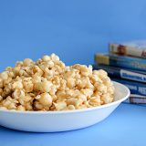 Soft Caramel Corn | www.tasteandtellblog.com