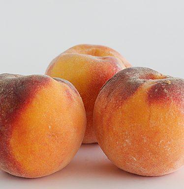 Peaches | www.tasteandtellblog.com