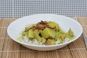 Aromatic Chicken Curry   www.tasteandtellblog.com