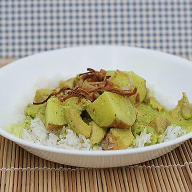 Aromatic Chicken Curry | www.tasteandtellblog.com