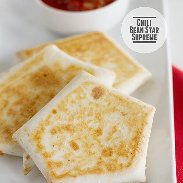 Chili Bean Star Supreme | www.tasteandtellblog.com