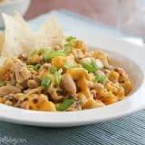 Skillet Taco Supper | www.tasteandtellblog.com