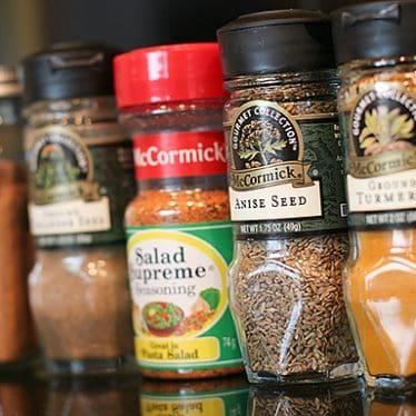 Spices | www.tasteandtellblog.com