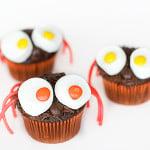 Spider Cupcakes | www.tasteandtellblog.com