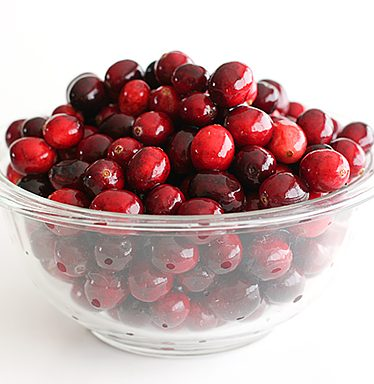 Cranberries | www.tasteandtellblog.com