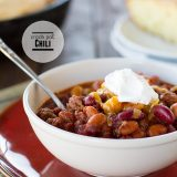 Crock Pot Chili on Taste and Tell