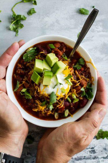 How to make Crock Pot Chili