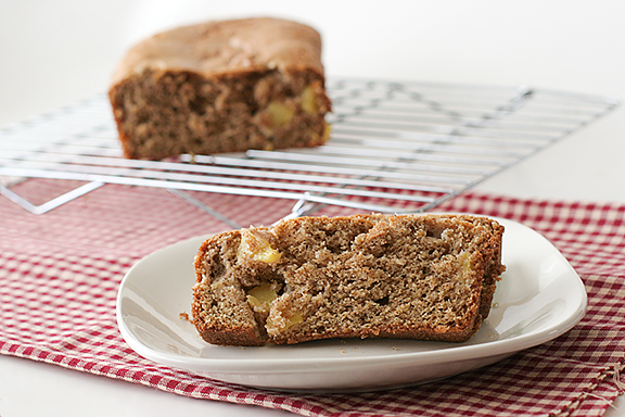 Mango Bread | www.tasteandtellblog.com